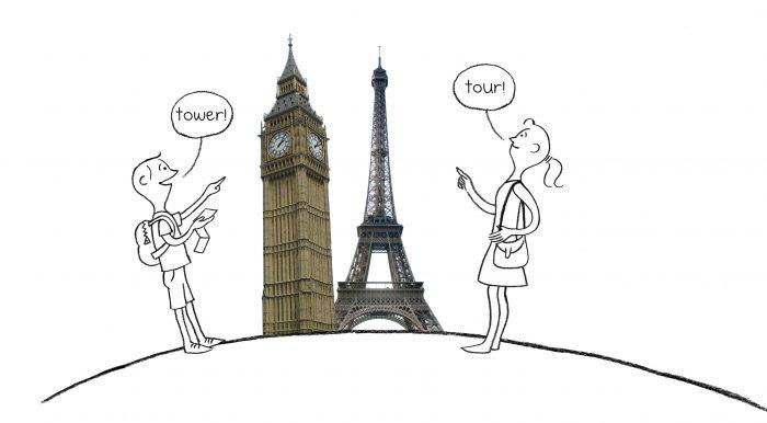 kilometros&millas idiomas en el extranjero