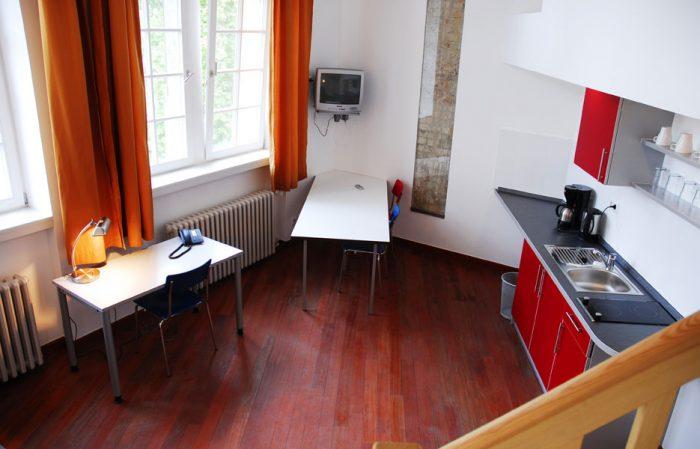 Berlín estudio en el campus