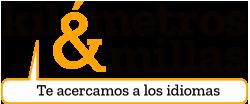 Kilómetros y Millas logo