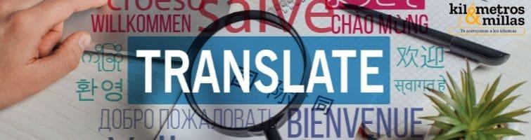 Traducción textos