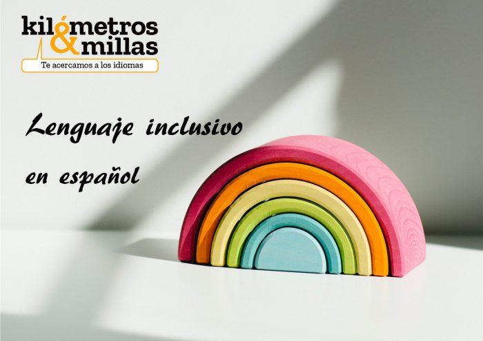 Lenguaje inclusivo en español
